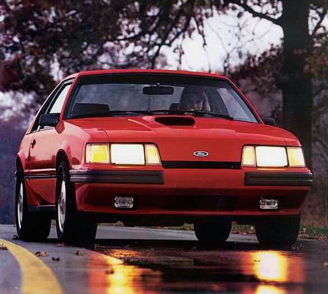 Ford Mustang Gt Lx Svo Power Steering 1985: Classic Mustang Guide